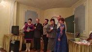 Празднование Дня Рождения Компании в команде Тройных Бриллиантовых Директоров Дудзенко и Мороз