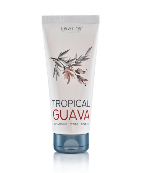 SHOWER GEL TROPICAL GUAVA
