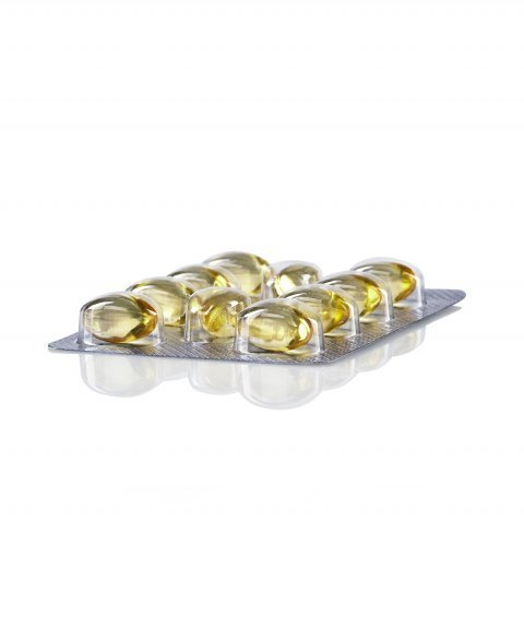 OMEGA-3 FROM FISH OIL 20 КАПСУЛ В БЛІСТЕРАХ