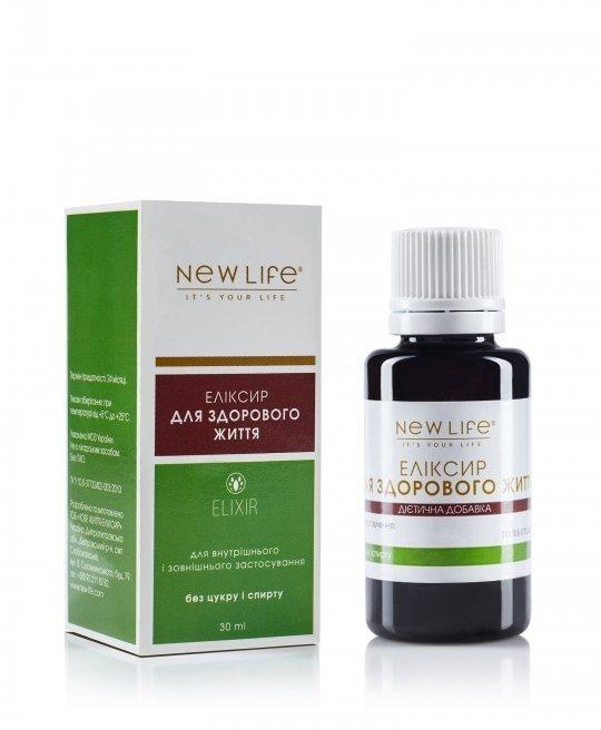 ELIXIR  FOR  HEALTHY LIFE