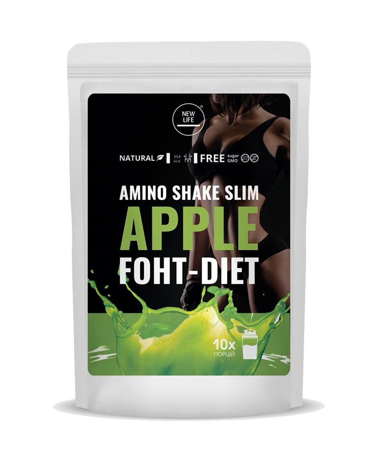 AMINO SHAKE SLIM APPLE